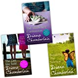 Diane Chamberlain Diane Chamberlain Collection 3 Books Set Pack RRP: £23.97 (Breaking the Silence (MIRA), The Lies We Told (MIRA), The Midwife''s Confession (MIRA))