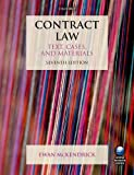 img - for Contract Law: Text, Cases and Materials book / textbook / text book