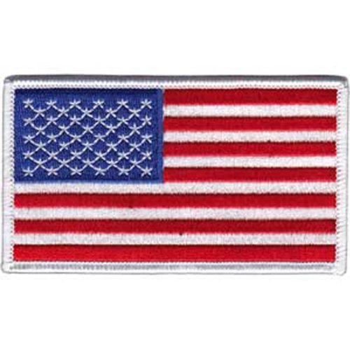 Application American Flag Patch