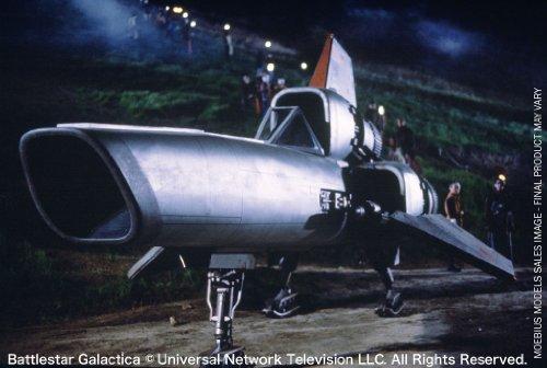 1/32 宇宙空母 ギャラクティカシリーズ バイパーMK.I