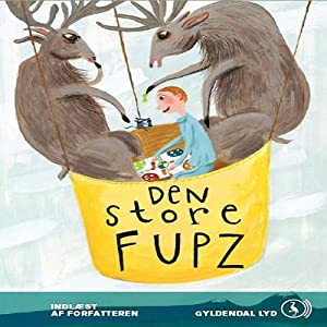 Den store Fupz Audiobook