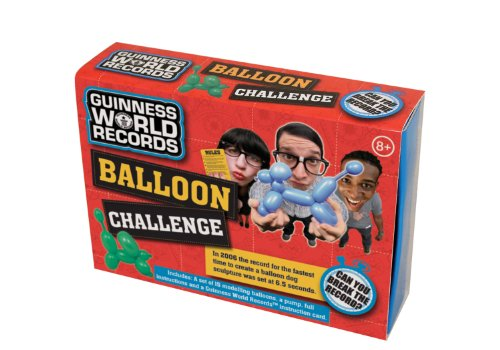 Guinness World Record Balloon Challenge