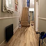 Kingfisher Rugs Colonia Oxford Maple Vinyl Flooring Planks