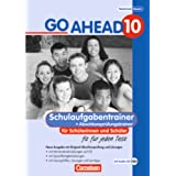 Go Ahead 10. Schulaufgaben- und Prfungstrainer - Neubearbeitung, inkl. CDs, Lsungen und Original-Abschlussprfungvon &#34;John Eastwood&#34;