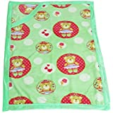 WARM UP - Premium Baby Blanket Cum AC Comforter Cum Wrapping Sheet - Double Layered With Hood - B01M1NJRIP