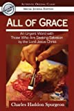 All of Grace (Authentic Original Classic) (0768425522) by Charles Spurgeon