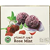 Banarasi Rose Mint 12 Pack Box. Each Box Has 12 Packs and Each Pack Has 12 Pieces.