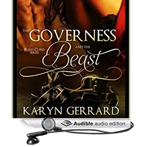 The Governess and the Beast: Blind Cupid Series