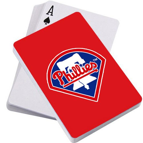 MLB Philadelphia Phillies Playing Cards at Amazon.com