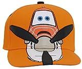 Cars Disney Pixar Movie Dusty's Face Adult Adjustable Velcro Baseball Cap Hat