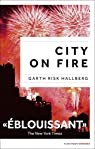 City on fire par Hallberg