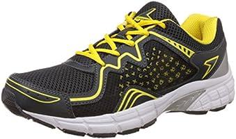 Power Men's Yellow Running Shoes - 8 UK/India (42 EU) (8318217)