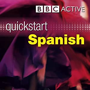 Quicktart Spanish Audiobook