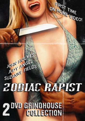 Zodiac Rapist Grindhouse Double Feature [DVD] [Region 1] [US Import] [NTSC]