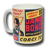 James Bond DB5 Aston Martin Retro 1960's Corgi Box Mug Gift