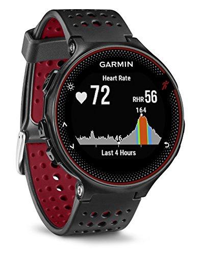 garmin-forerunner-235-reloj-con-pulsometro-en-la-muneca-unisex-color-negro-y-rojo-talla-unica
