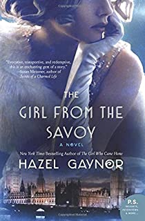 Book Cover: The Girl from the Savoy.