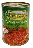 (お徳用ボックス) グランムリ カットトマト缶 400g×24本