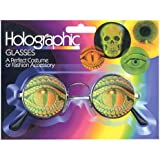 Hologram Glasses Lizard