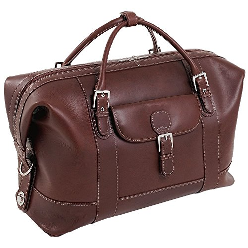 Siamod-Amore-Leather-156-Duffel-Bag-Cognac