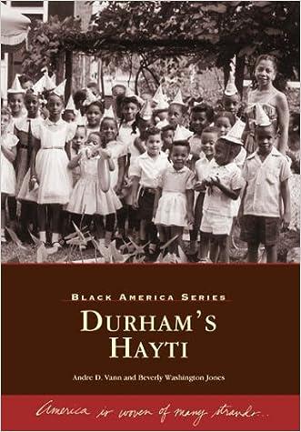 Durham's Hayti (NC) (Black America Series)