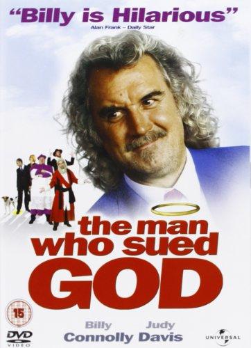 The Man Who Sued God [Reino Unido] [DVD]