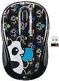 Logitech Wireless Mouse M325 Panda Candy Radio Transfer, PC Mouse, PC / Mac, 2-ways