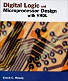 img - for Digital Logic and Microprocessor Design with VHDL book / textbook / text book