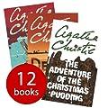 Agatha Christie Poirot Collection - 12 Books