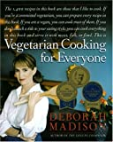 Vegetarian Cooking for Everyone (0767900146) by Deborah Madison