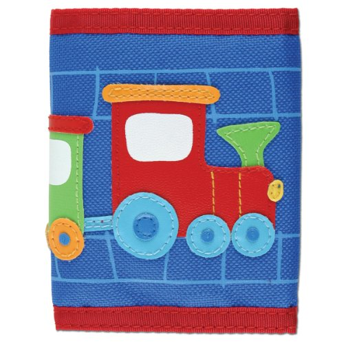 Stephen Joseph Train Wallet - 1