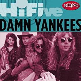 Rhino Hi-Five: Damn Yankees (US Release)