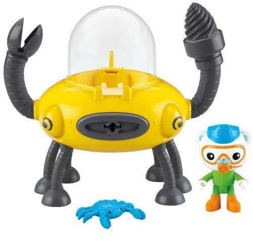 Octonauts Gup D Crab Mode By Octonauts