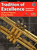 W61TP - Tradition of Excellence Book 1 Trumpet/Cornet