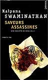 echange, troc Kalpana Swaminathan - Saveurs assassines : Les enquêtes de Miss Lalli