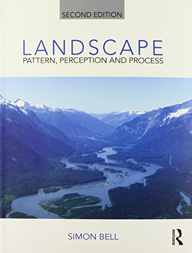 Landscape: Pattern, Perception and Process