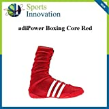 adiPower adidas Boxing trainer red UK 11.5