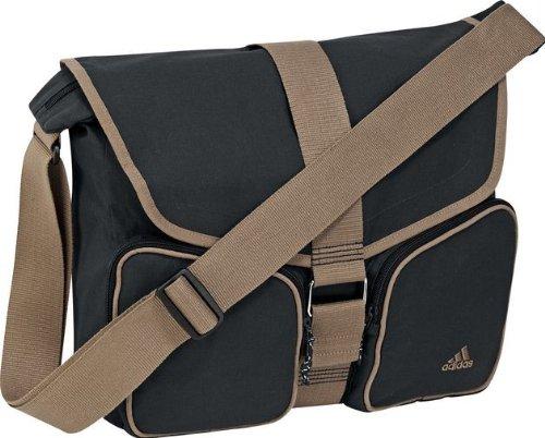 Adidas Mens/ Boys Satchel Laptop Messenger school Shoulder Bag