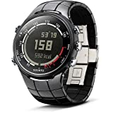 Suunto t3d Heart Rate Monitor and Fitness Training Watch (Black Polished)
