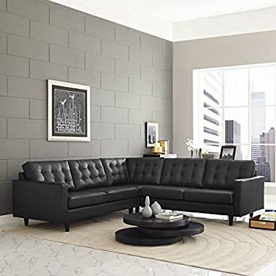 Empress 3 Piece Sectional Sofa Set