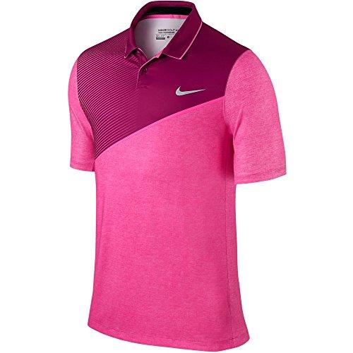Nike Men's Momentum 26 Golf Polo Shirt, Red, X-Large