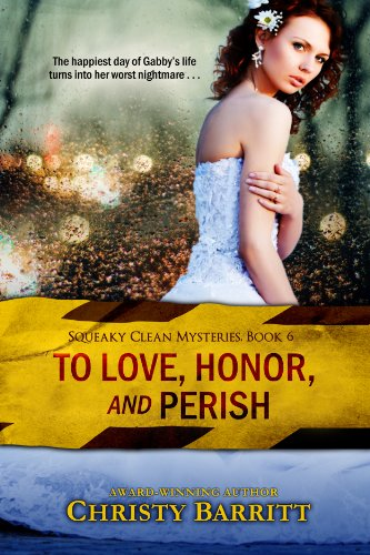 To Love, Honor, And Perish by Christy Barritt ebook deal
