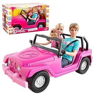 barbie playa de la familia de camiones auto mu ecas barbie y ken juguetes y juegos. Black Bedroom Furniture Sets. Home Design Ideas