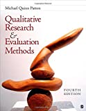 Qualitative Research & Evaluation Methods: Integrating Theory and Practice