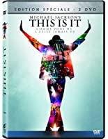 This Is It [Édition Collector - 2 DVD]