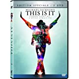 Michael Jackson's This is it - Edition sp�ciale 2 DVDpar Michael Jackson