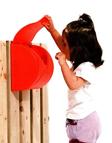 Children's Plastic Mail Box