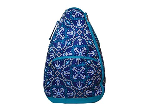 All For Color Tennis Backpack (Artisan Tile) (All Lil compare prices)