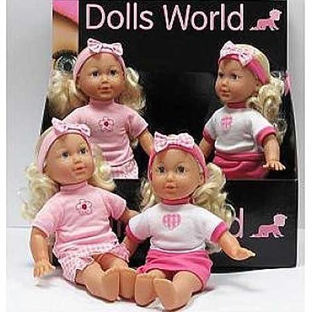 Dolls World - Poupée Little Jessica Jouet