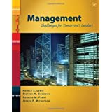Management: Challenges for Tomorrow's Leaders (with InfoTrac 1-Semester) ~ Pamela S. Lewis